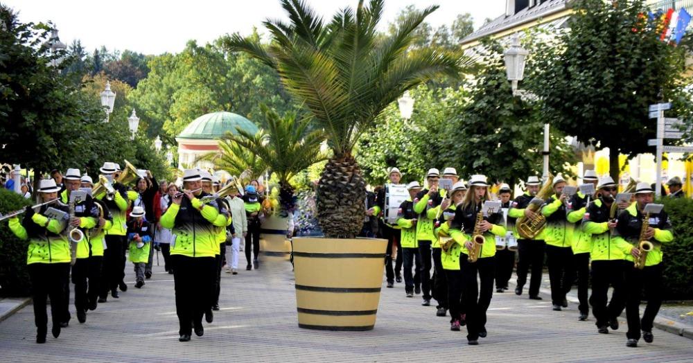 Bohemian Marching Band – Sokolov