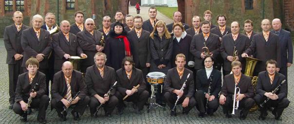 Dechový orchestr Hradec nad Moravicí