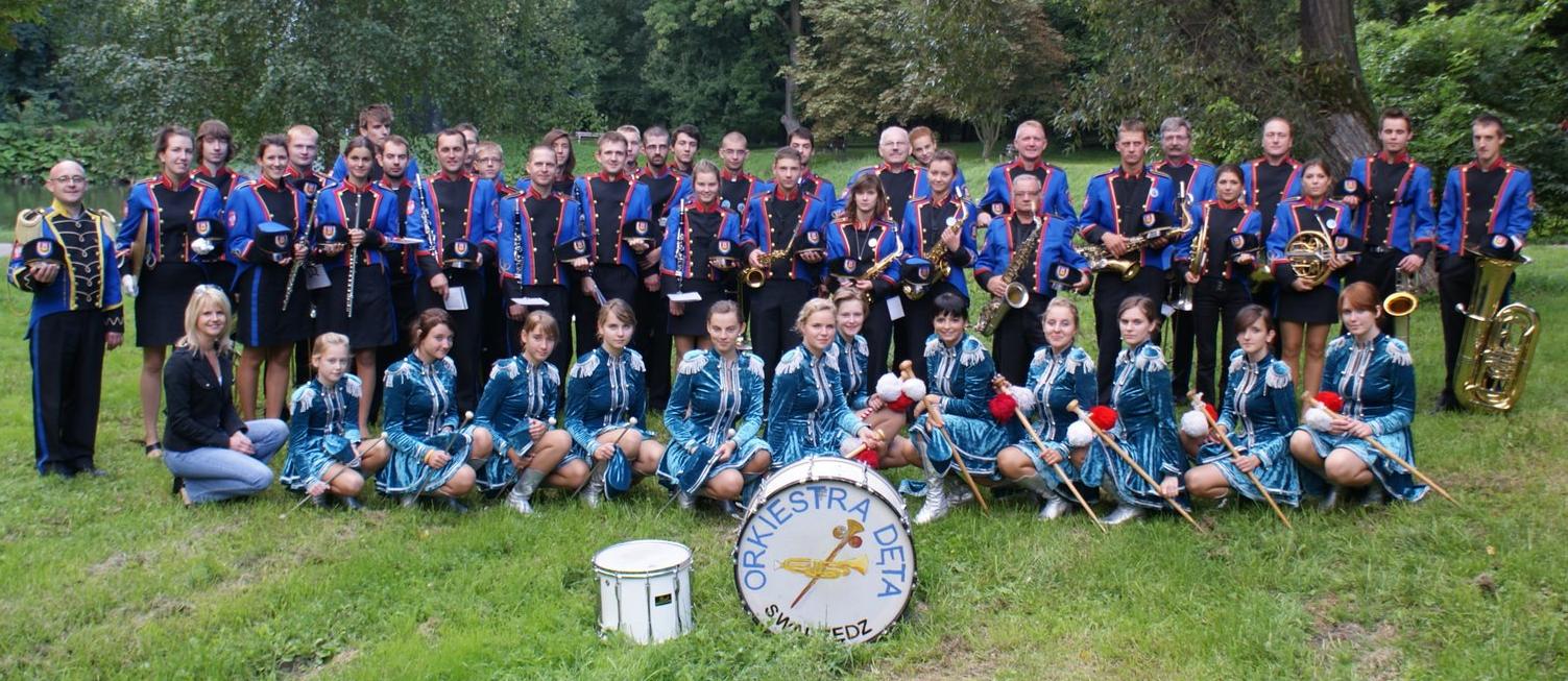 Dechový orchestr Swarzedz – Polsko