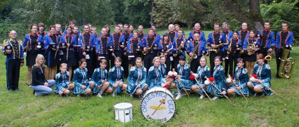 Dechový orchestr Swarzedz - Polsko